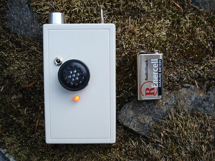 The Belfry Bat Detector